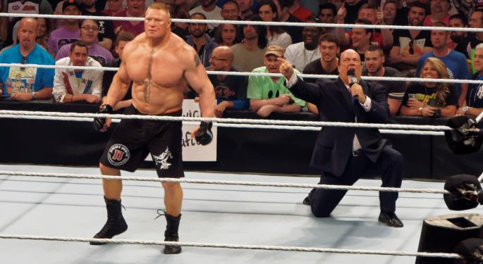 Hulking Up? Morgan Stanley Thinks WWE's Stock Isn't Ready To Tap Out Just Yet