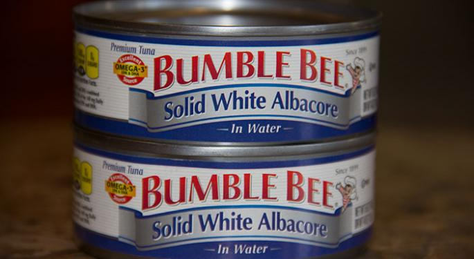 Canned Tuna Maker Bumble Bee Foods Declares Bankruptcy