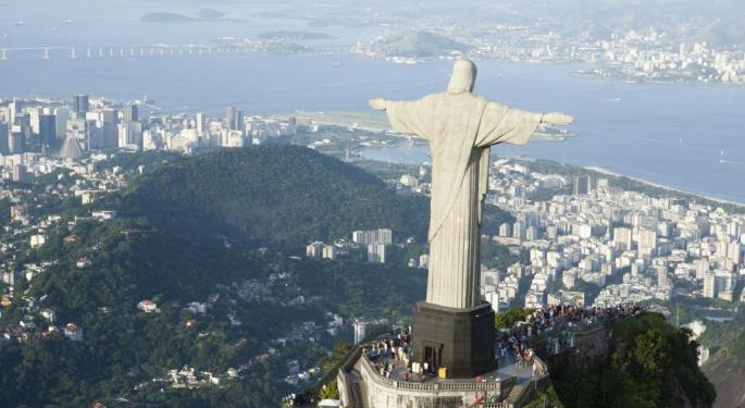 Things Are So Bad In Brazil, One Of Its ETFs Is Closing