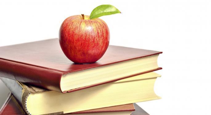 3 Reasons To Be Bullish About Pearson Publishing