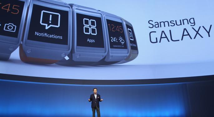 Samsung's Galaxy Gear an Epic Failure—Or is it?