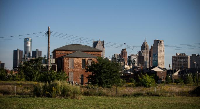 How One Entrepreneur Reuses Detroit's Devastated Homes