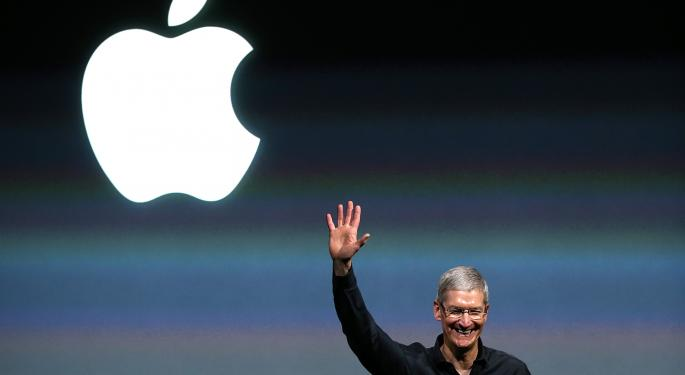 Apple Moves Into India