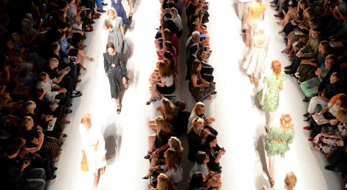 Michael Kors Holdings Ltd, Ralph Lauren Corp Made Social Media Impact At New York Fashion Week
