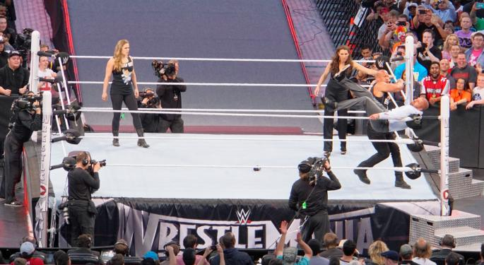 WWE Wants Rowdy Ronda Rousey Back In Its Ring
