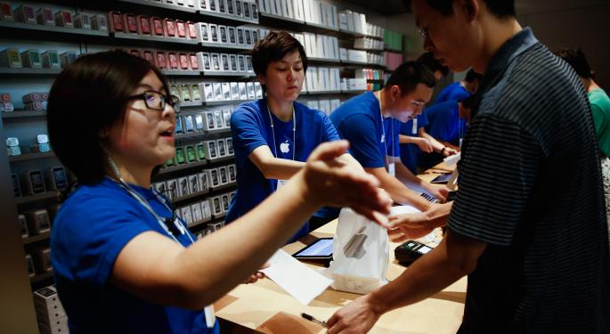 Apple Pay Will Take The Fight To Alibaba In China