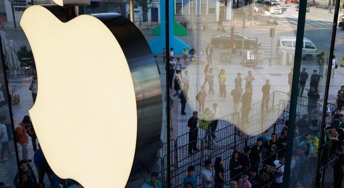 Morgan Stanley Likes Apple's Summertime Outlook
