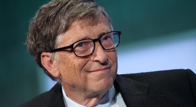 How To Follow Bill Gates Into Spain EWP, FEZ, TEF, SAN, BBVA