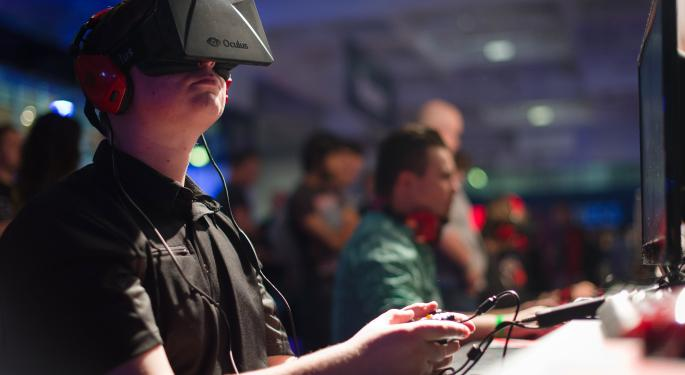 Virtual Reality Steals The Show For Gamers At E3