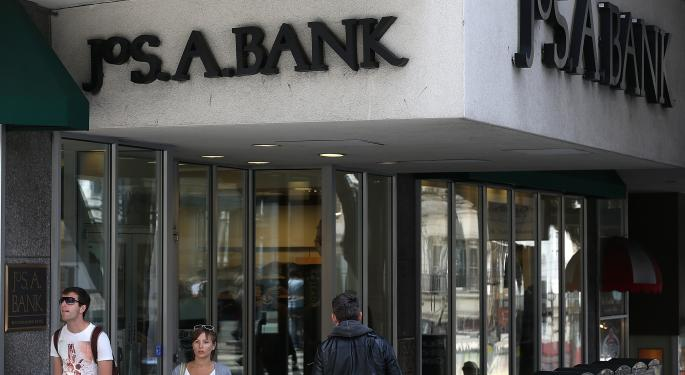 Men's Wearhouse Offers to Buy Jos. A. Bank for $55 A Share in Cash