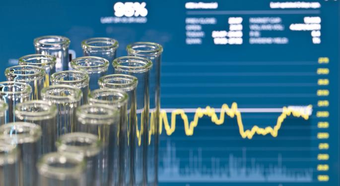 The Big Money's Favorite Biotech Stock