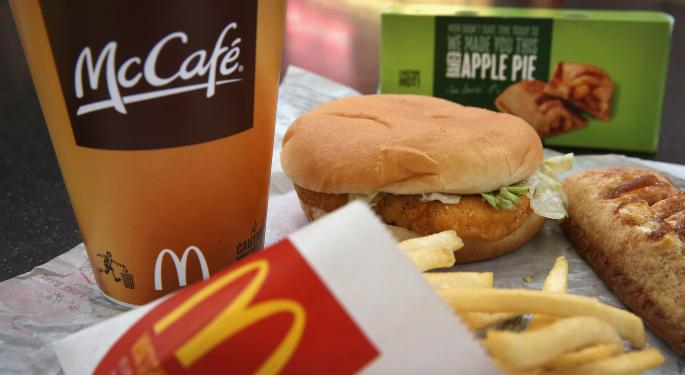Your McChicken Is Changing: McDonald's Announces Shift Away From Chickens Fed Unnecessary Antibiotics