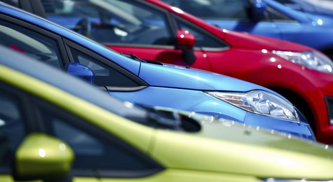 Automaker Recalls Have Dented The Rental Car Industry's Bottom Line