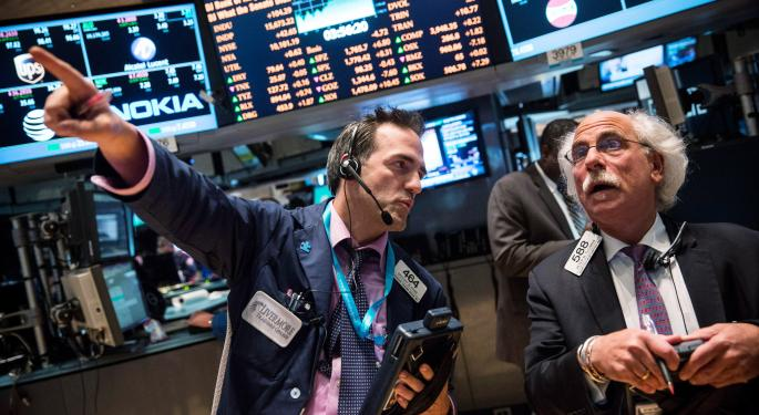 Dow Finishes Down 100+ Points For Second Consecutive Day