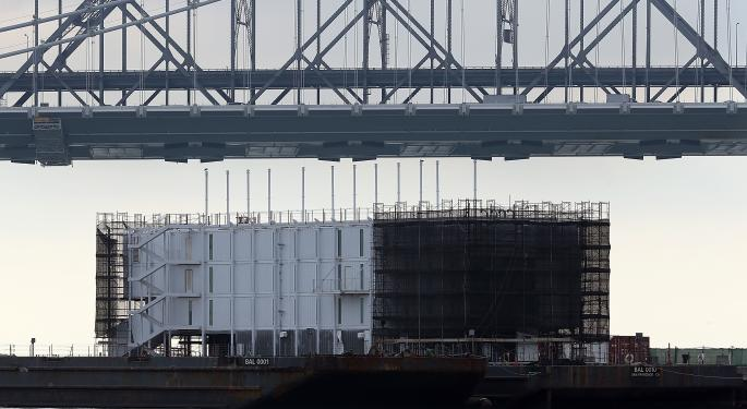 The San Francisco Google Barge Mystery One Step Closer to Being Solved