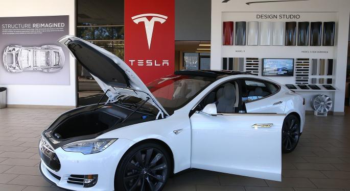 Tesla Strikes Deal To Keep Ohio Stores Open