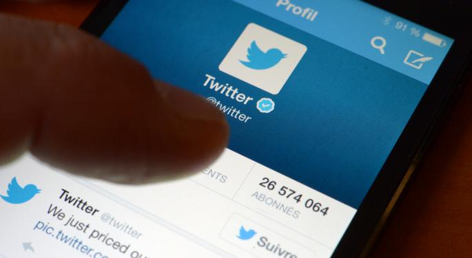 Twitter Shares Crumble; Wall Street Reacts