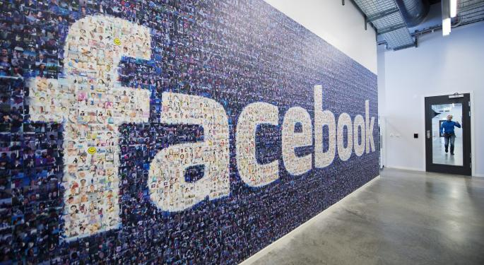 Facebook Stands Apart In Social Media ETF