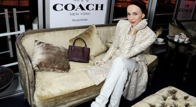 Is Coach the Best Way to Profit from China's Growth?