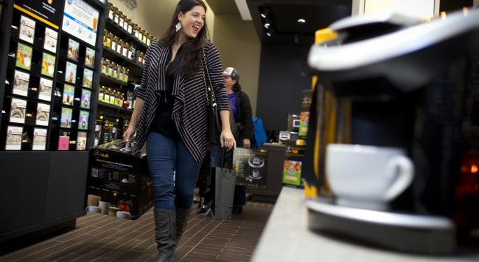New Keurig Machine Unlikely to Stop Competitors, OTR Global Reports