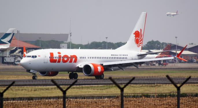 Investigators: Boeing 737 MAX Involved In Lion Air Crash Shouldn't Have Flown