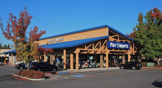 Pier 1 Imports' 1-for-20 Reverse Stock Split Takes Effect