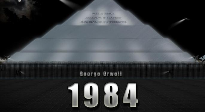 '1984' Isn't Coming True In Real Life, Right?
