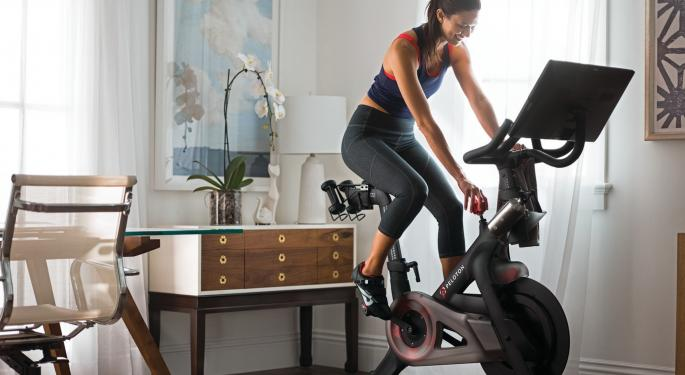 Everybody Hates The Peloton Ad, But Stock Is Doing Just Fine Since The IPO
