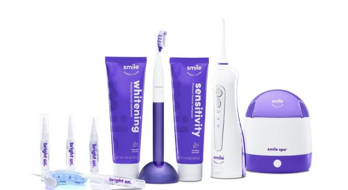 SmileDirectClub Launches Oral Care Products for Walmart