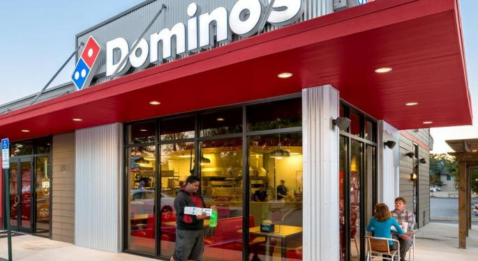 Domino's Pizza Trades Lower On Q3 Earnings Miss