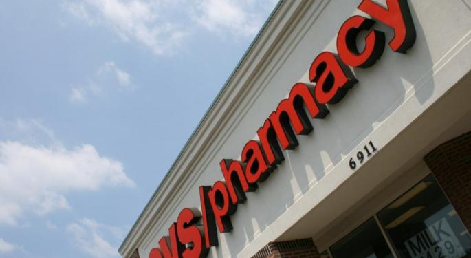 Aetna Acquisition Puts CVS Growth Prospects Back In Good Health