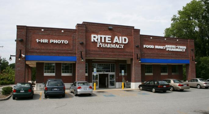 Chin Up, Rite Aid Holders: This Deal Is Probably Better Than No Deal At All