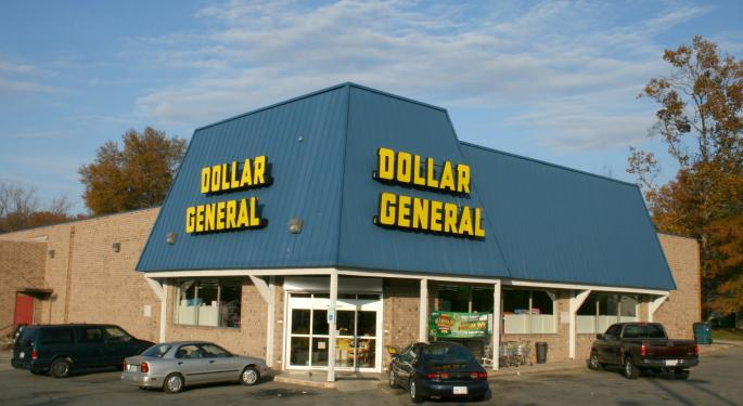 Dollar General Shares Rise On Q1 Earnings Beat