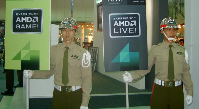 The Sell-Side View On Advanced Micro Devices' Analyst Day
