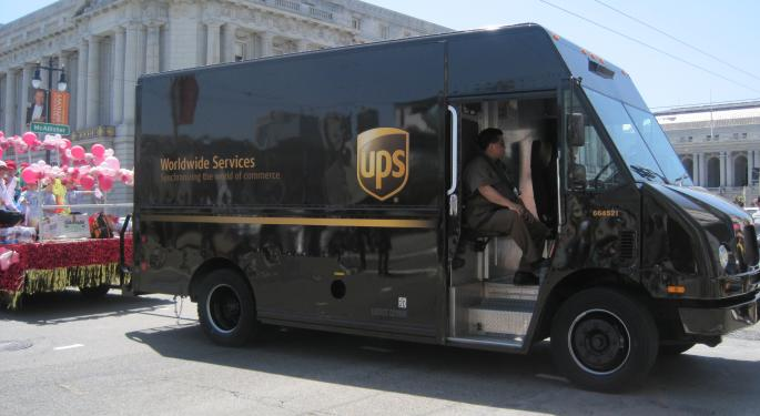 Be Cautious On UPS As Trump Comes Into Office
