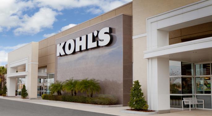 Baird's Bull Case For Kohl's
