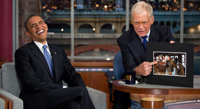 Top 10 Reasons We're Excited For David Letterman's Return On Netflix