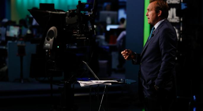 What's It Like To Interview The Rich And Powerful All Day, Every Day? Behind The Desk With CNBC's Brian Sullivan