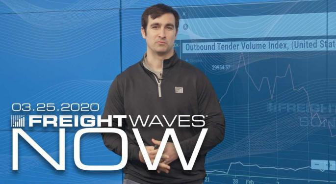 Have Freight Volumes Peaked? – FreightWaves NOW