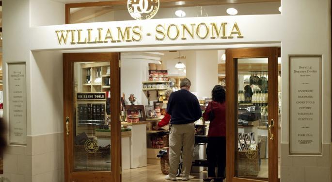 Williams-Sonoma No Longer Immune To Promotional Pressures