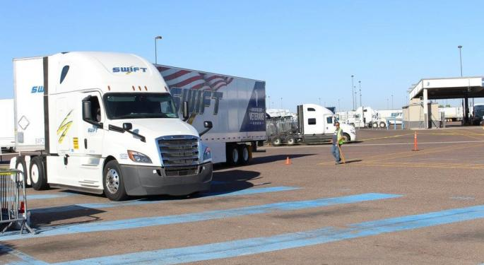 Knight-Swift Transportation misses earnings mark with lagging refrigerated segment