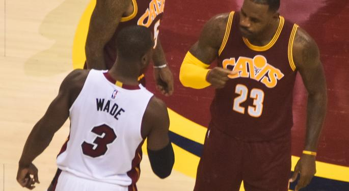 Is Dwyane Wade Signing With The Cleveland Cavaliers?