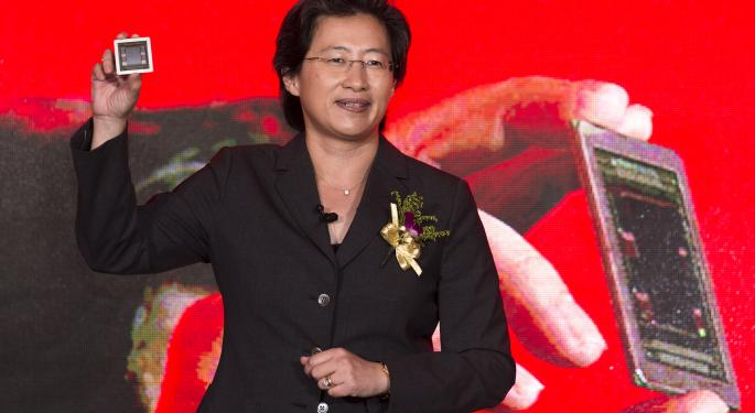 AMD CEO Lisa Su Joins Cisco Board