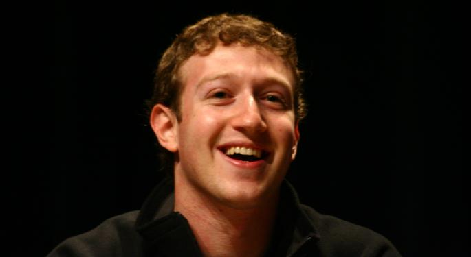 What This 'Esteemed' Venture Capitalist Learned From Mark Zuckerberg
