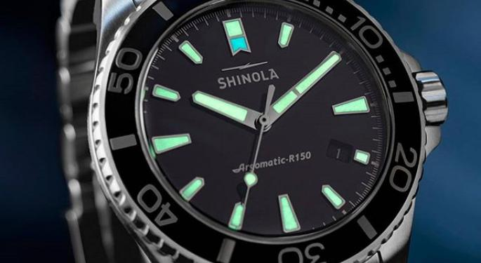 Detroit-Based StockX, Shinola Partner On Watch IPO