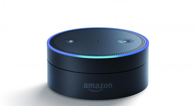 Why Alexa May Have Played Matchmaker In Potential Amazon-DISH Network Marriage
