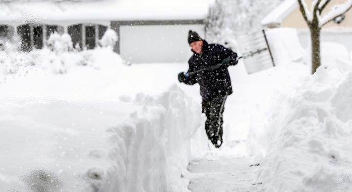 More Snow To Slam The Midwest, Northeast This Week