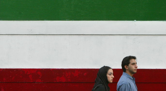 Could The Iran Nuke Deal Really Push Oil Prices Down Another $15?
