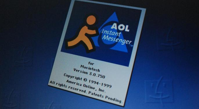 This Day In Market History: AOL-Time Warner Reports Record Losses