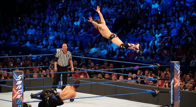 Over The Top? Morgan Stanley Bumps WWE's Price Target To $100